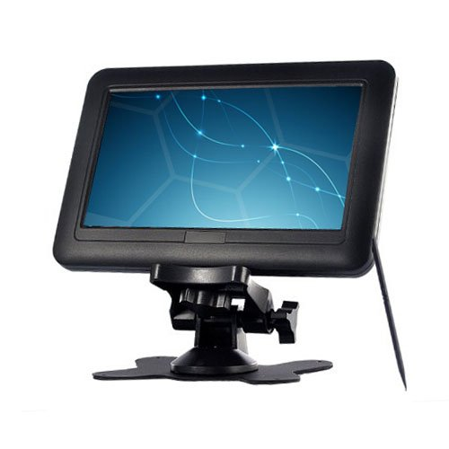 Sourcingbay Portable 7 Inch USB Powered Touchscreen Monitor