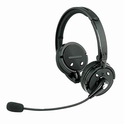 ZJH Telefon-Headset, drahtloses Telefon-Headset mit Bluetooth, für Bürotelefone, für Telefonverkauf, Versicherung, Krankenhäuser, Telekommunikationsbetreiber