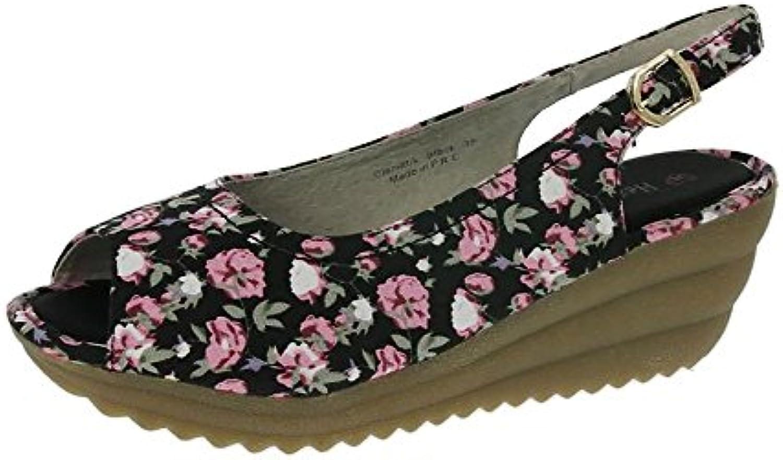 pieds célestes clematis sandales noir b01msb1eqq floral floral floral parent 57f708