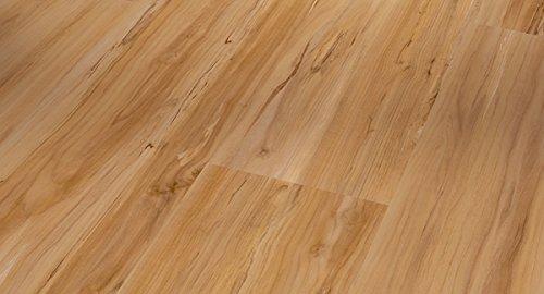PARADOR Vinylboden Basic 20 Wildapfel - Landhausdiele Holzstruktur mit integrierter Kork-Trittschalldämmung und Klick-Verbindung - Paket a 1,825m²
