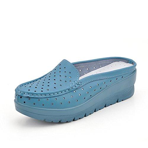 Pendenza estiva con baotou cool slippers/Indossare scarpe pigro pigro usura A