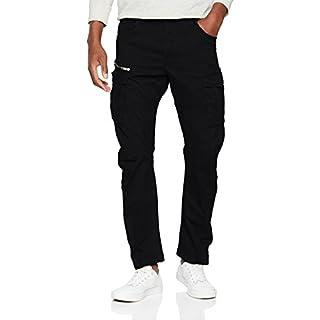 Jack & Jones Men's Jjipaul Jjflake AKM 542 Black Noos Trouser, W32/L32 (Size: 32)