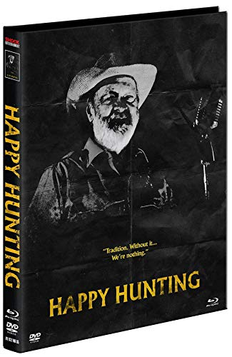 Happy Hunting - 2-Disc Mediabook (Character Edition 5) - limitiert auf 50 Stück [Blu-ray]