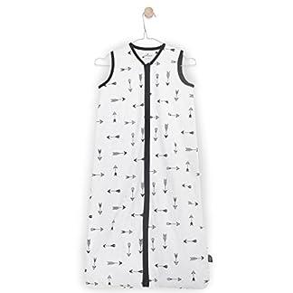41zfygpAL L. SS324  - Jollein tema 04851065081bebé saco de dormir de verano para 70cm), color negro