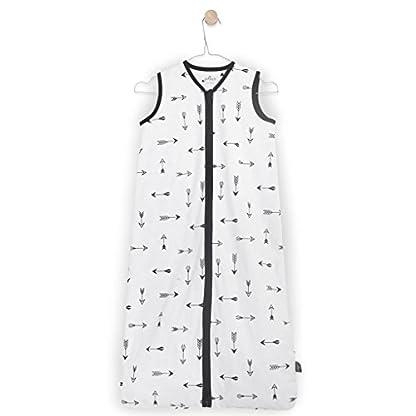41zfygpAL L. SS416  - Jollein tema 04851065081bebé saco de dormir de verano para 70cm), color negro