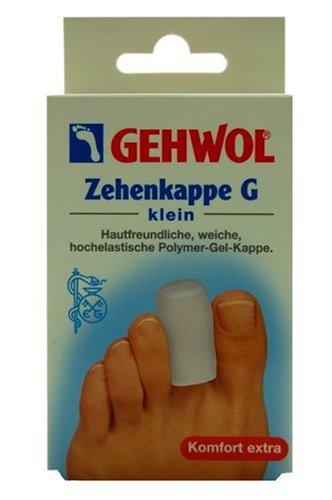 Gehwol 1026903 Zehenkappe G Polymer-Gel-Kissen, klein
