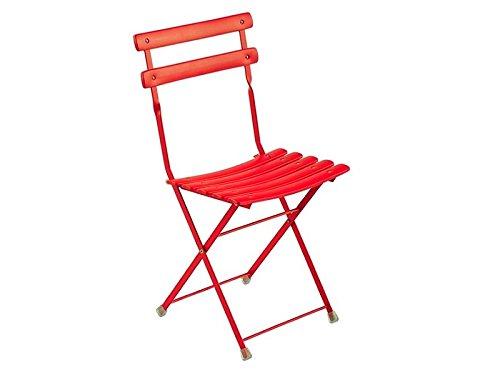 Emu sedia pieghevole arc en ciel art. 314 colore rosso cod. 50