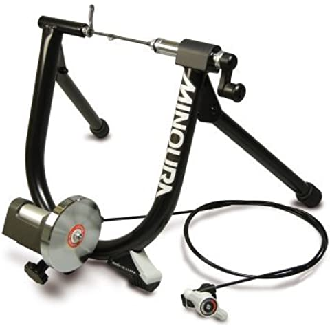 Minoura GYRO V130 3620090 Roller Gym Machine Black by Minoura