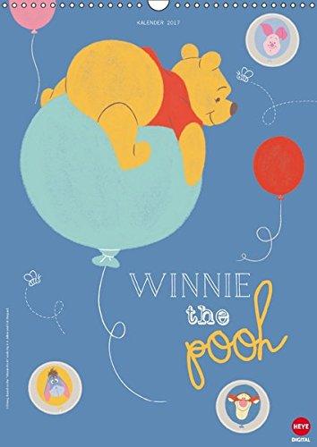 Winnie Puuh und seine Freunde (Wandkalender 2017 DIN A3 hoch): Das dekorative Geschenk für alle Fans des kleinen Bären (Monatskalender, 14 Seiten ) (CALVENDO (Bär Pooh Und Ferkel)