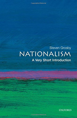 Nationalism: A Very Short Introduction (Very Short Introductions)