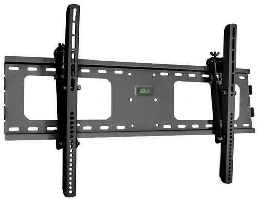 Black Tilting/Tilt Wall Mount Bracket for Panasonic Viera TH-42PZ85U (TH42PZ85U) 42