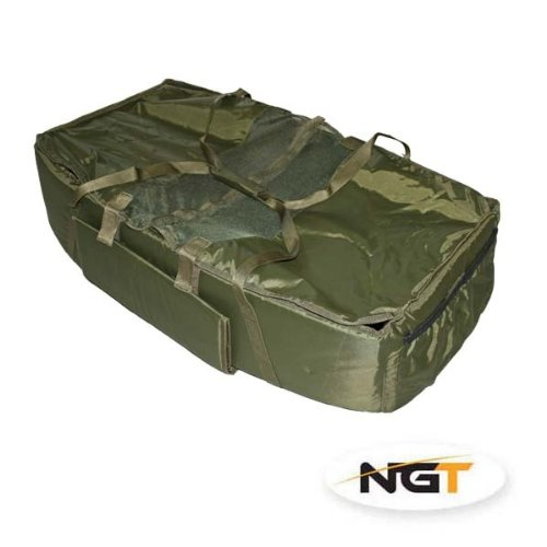 Carp-Coarse-Fishing-Cradle-88-x-55-x-21cm-Unhooking-Mat-Weigh-Sling