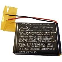 vhbw batería 290mAh (3.7V) para Navi GPS Ortung Garmin Fenix 3, Foretrex 405, 405CX, 410, 410CX por 361-00034-01.