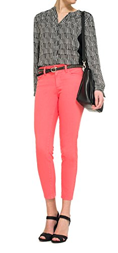 NYDJ Damen 42193 Jeans ANKLE Bright Melon