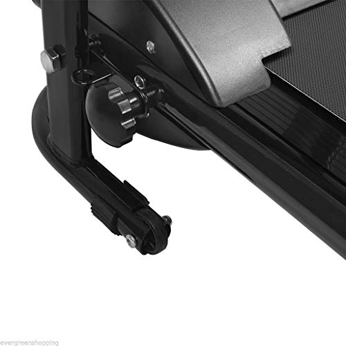 41zg5UoJqkL. SS500  - Nero Sports Folding Treadmill Motorised Running Machine Electric Power Fitness Exercise New ✔ 10km ✔ SPACE SAVER ✔WATER BOTTLE ✔ LED Computer