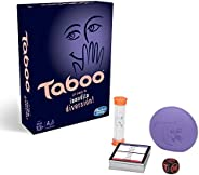 Taboo Board Game, Guessing Game For Families and Kids Ages 13 and Up, 4 or More Players