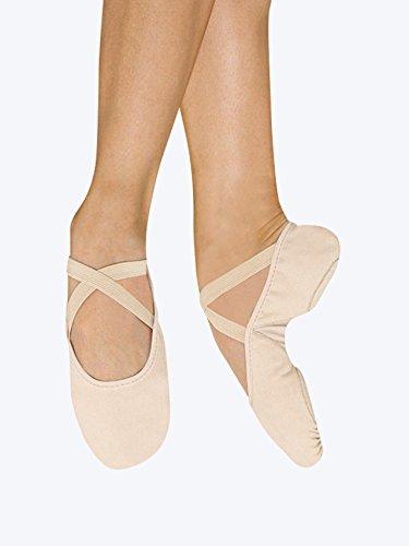 BLOCH S0271L Ballettschläppchen Lachs