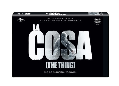 La Cosa (The Thing) - Edición Horizontal [DVD]