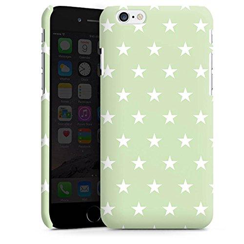 Apple iPhone 5s Housse étui coque protection Petite étoile Motif Motif Cas Premium mat