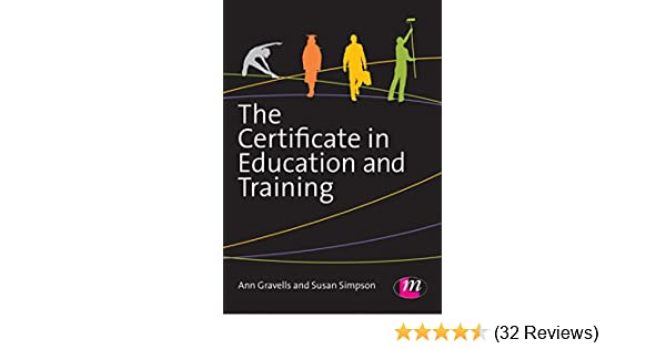The certificate in education and training ebook ann gravells susan the certificate in education and training ebook ann gravells susan simpson amazon kindle store fandeluxe Choice Image