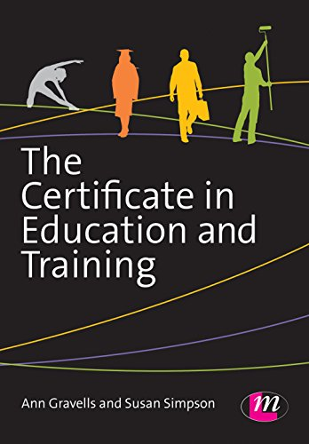The certificate in education and training ebook ann gravells susan the certificate in education and training by gravells ann simpson susan fandeluxe Choice Image