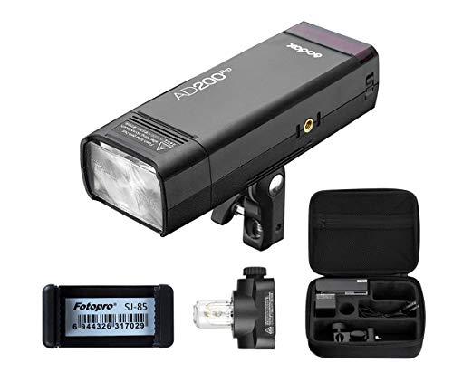 Godox AD-200 Pro 200Ws TTL 2.4G 1/8000 HSS Pocket Flash...