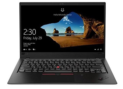 Lenovo ThinkPad X1 i7 14 inch IPS SSD Black