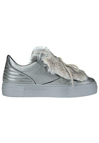 Donna Carolina, Sneaker donna Argento