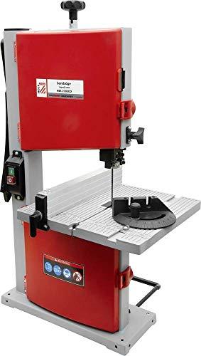 Sierra de cinta para madera Holzmann HBS230ECO 350W 220V succion guia de corte..