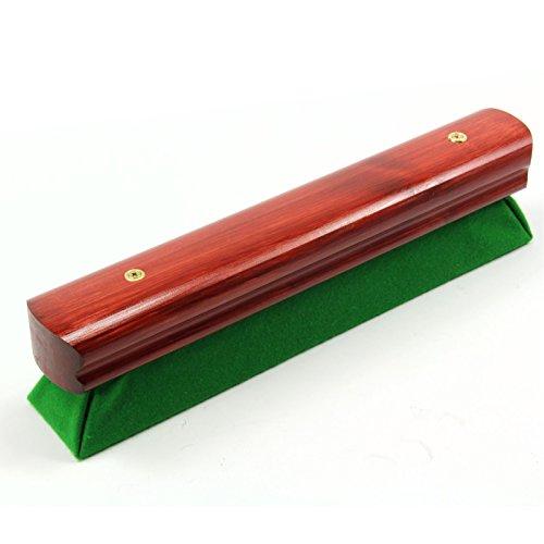 Tuchabzieher für Pool-, Billard- und Snooker-Tische, handgefertigt in Großbritannien - Handgefertigte Tische
