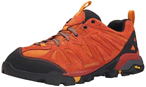 Merrell - CAPRA, Scarpe da escursionismo Uomo Dark Rust