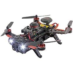 Piercing 15003760FPV Dron cuadricóptero de Carreras, 250Avance RTF, con HD cámara, GPS