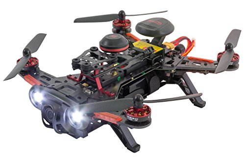 XciteRC 15003760 FPV Racing Quadrocopter oder Drohne Runner, 250 Advance RTF mit HD Kamera, GPS