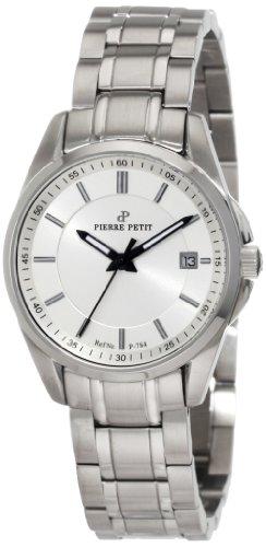 Pierre Petit - P-784D - Montre Femme - Quartz Analogique - Bracelet Acier Inoxydable Argent