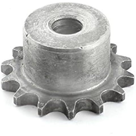 45mmx29mm 14 Dientes Fila Individual 13 T Metal Piñón De Cadena De Transmisión