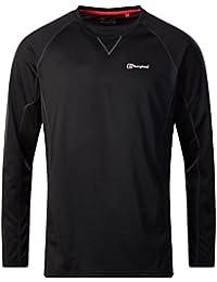 Berghaus Men's Tech 2.0 Crew Neck Shortsleeve T-Shirt