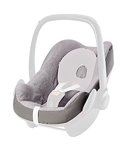Maxi-Cosi Pebble/Pebble Plus Car Seat Summer Cover (Cool Grey)
