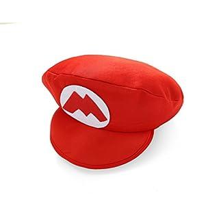 Super Mario Bros Foam Hat Cap (Red - Mario)