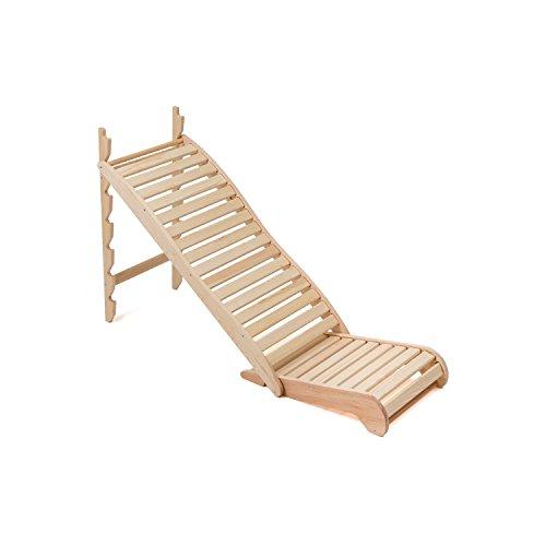 Sauna Stuhl / Rückenstütze - Kiefer