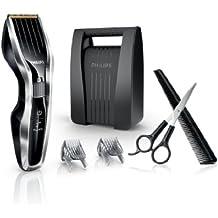Philips HAIRCLIPPER Series 7000 HC7450/80 Recargable cortadora de pelo y maquinilla - Afeitadora (Titanio, 2,3 cm, 0,5 mm, 4,1 cm, 2 año(s), 120 min)