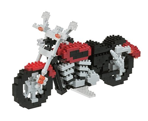 Nanoblock - Veicoli Moto
