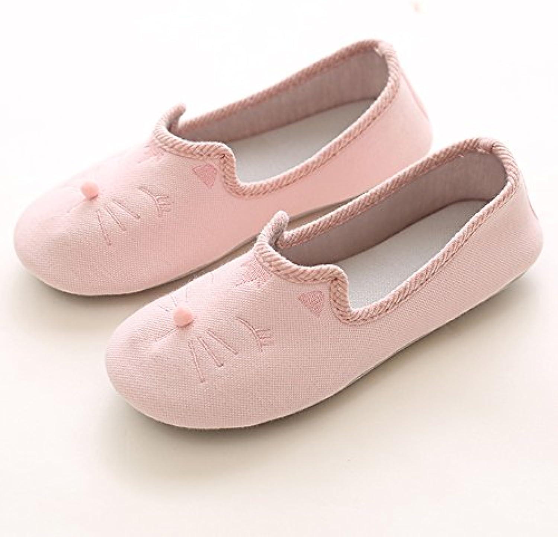 Verano Sandalias Zapatos de mes Paquete de verano Sección delgada de tacón Zapatillas de maternidad posparto Interior...