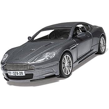 "Hot Wheels Cmc95 Echelle 1/18 "" James Bond Aston Martin"