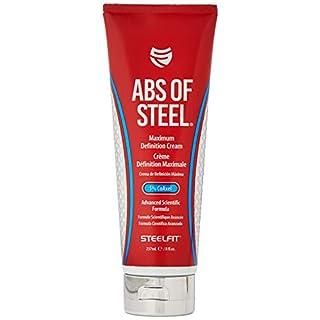 Steelfit Abs of Steel Supplement, 237 ml