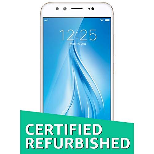 (Certified REFURBISHED) Vivo V5 Plus 1611 (Gold, 64GB)