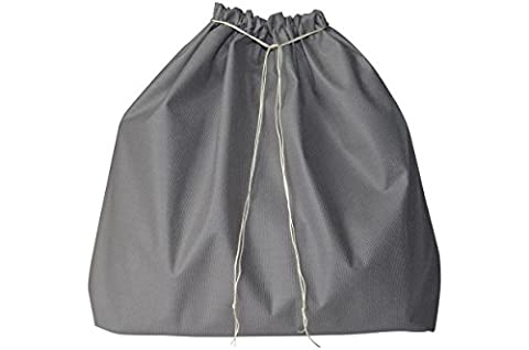 Dust Bag for Leather Handbags, Shoes, Belts, Gloves & Accessories, Cover Bags, Drawstring Bags, Sleeper Bags, Protective Storage Bags (XXSmall: L 16 x H 22 cm (6.3