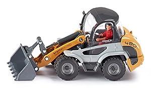 Siku 3529  - Cargadora de ruedas Kramer 480 (colores surtidos)
