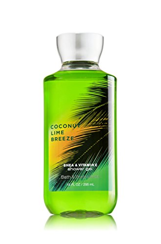Bath Body Works Coconut Lime Breeze 10.0 oz Shower Gel by Bath & Body Works