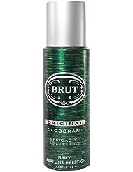 Brut Déodorant Homme Spray Original 200 ml -
