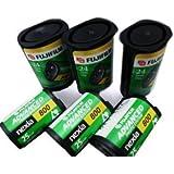 10 Rolls Fujifilm APS 800 25 Exp Film Nexia Advanced Photo System